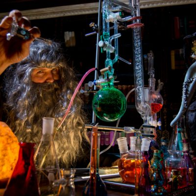 Escape Room DC - The Alchemist