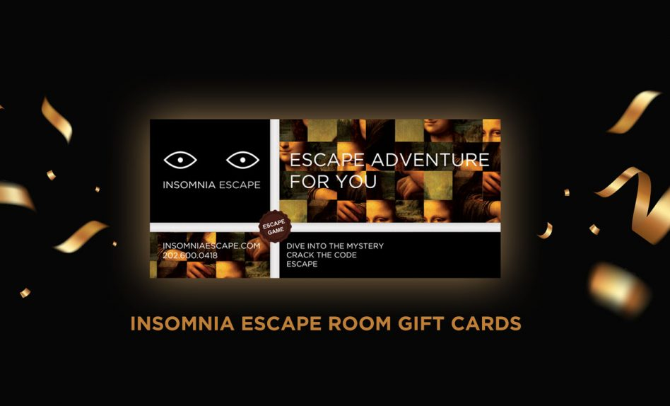 Escape Room Gift Xard