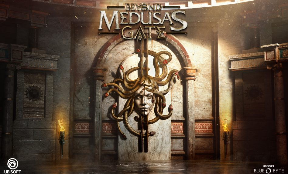 Medusa's Gate VR Escape room